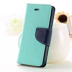 Leather Ultra Flip Case For iPhone 4 4S 4G Card Holder Stand Cover Mob - INNOVATIVE PRODUCTS PORTAL - MyProductPortal.com