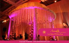 Wedding Services | AARAMBH Events and Wedding Planning | Complete Wedding Planning