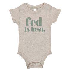 fed is best Signature Stamp, Bottle Feeding, Simple Dresses, Breastfeeding, Onesies, Dressing, Kids, Parenting, Babies