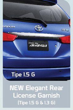 Grand New Avanza Type G 1.3 Jual Bekas 7 Best 1 3 Images Indonesia News Toyota Exterior 6