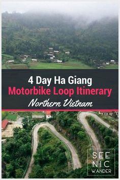 The ultimate 4 day Ha Giang Motorbike Loop Itinerary, Northern Vietnam Travel Guide. If you're ready for adventure travel in one of the most beautiful places in Asia, head to Ha Giang for a breathtaking motorbike trip through Ha Giang - one of the best things to do in Vietnam! #vietnam #visitvietnam Vietnam Travel Guide, Asia Travel, Travel Guides, Travel Tips, Travel Advice, Road Trip Hacks, Road Trips, Visit Vietnam, Backpacking Asia