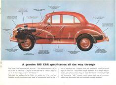Octopus Drawing, Morris Minor, Car Advertising, Old Cars, Sd, Super Cars, Classic Cars, British, School