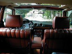 Mercedes 300TD W 123