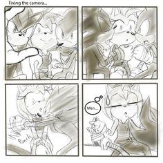 Sonic celoso ja ja ja