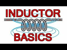 Beginner Concepts: A Quartet Of Videos On Inductors - Free energy generator Beginner Concepts: A quartet of videos on Inductors - Hobby Electronics, Electronics Projects, Electronics Components, Electronics Gadgets, Induction Heating, Electrical Projects, Electronic Engineering, Electrical Engineering, Deep Truths