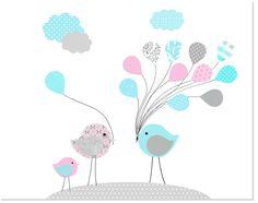 https://www.etsy.com/es/listing/237552723/bird-nursery-art-aqua-gray-pink-bird?ref=related-4