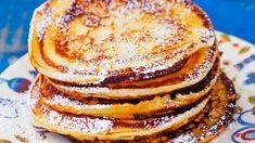 Food Inspiration, Pancakes, Baking, Breakfast, Desserts, Recipes, Koti, Hygge, Kite