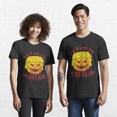 """halloween vote"" T-shirt by scriptscode | Redbubble Collage Magazine, Halloween Design, Halloween Ideas, Halloween Owl, Funny Halloween, Halloween Pumpkins, Halloween Party, Portrait, My T Shirt"