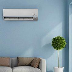 GMC Mid Wall Home Air Conditioner R410a - 9000BTU
