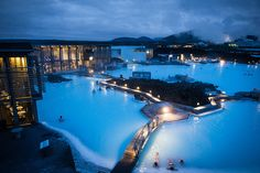 Iceland's Blue Lagoon Is Easily The Most Beautiful Natural Spa On Earth