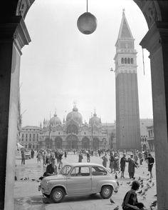 Fiat 600, Venice