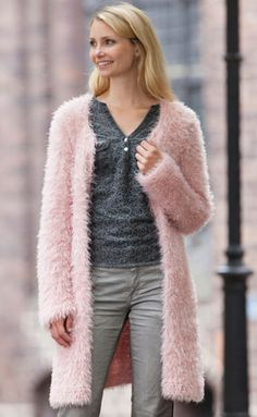 strikket jakke opskrift - Google-søgning
