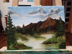 Painting by Katerina Pfeiferova