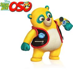 Special Agent Oso helps kids learn the importance of taking big tasks and breaking them down to simple, understandable steps. Description from newkidscenter.com. I searched for this on bing.com/images