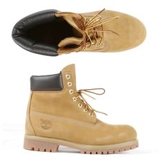 Timberland, the ugliest shoes I have ever seen... next to uggs.