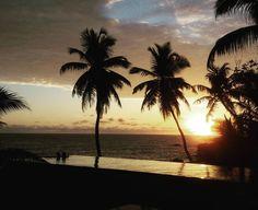 Ein unvergesslicher Sonnenuntergang #taipan_seychellen #seychellen #banyantree