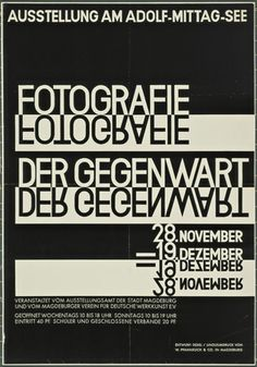 MoMA | The Collection | Walter Dexel. Fotografie der Gegenwart (Contemporary Photography). 1929