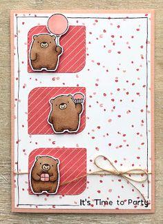 LindaCrea: Bitty Bears #1