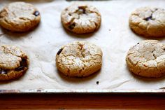 Brown Butter Toasted Coconut Chocolate Chip Cookies. WOW - probably the best cookies I've ever baked. No lie.