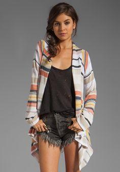 GODDIS Bibi Sweater in Mayan Gold - Sweaters & Knits