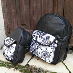 5ce8eb3e1 Las 48 mejores imágenes de Mochilas y bolsos Vidapropia   Backpacks ...