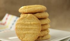 Fork Cookies (or Fork Biscuits) from Karen's Kitchen Stories Cookie Recipes, Dessert Recipes, Desserts, Greek Cake, Biscuits, Food Processor Recipes, Sweet Tooth, Good Food, Fun Food