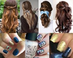 Dica 15 anos - Look, cabelo e unha Festa Bela e a Fera Belle Hairstyle, Beauty And The Beast Party, A Night To Remember, 15th Birthday, Girls Makeup, How To Make Hair, My Beauty, Wedding Engagement, My Nails