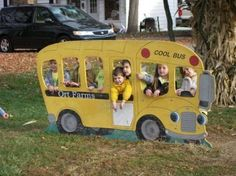 The Wheels on the Bus....