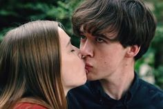 The End of the F***ing World Netflix Netflix Releases, Shows On Netflix, Netflix Tv, Watch Netflix, World Movies, Dc Movies, The End, End Of The World, Movies And Series