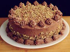 Tort cu ciocolata | Rețete Papa Bun