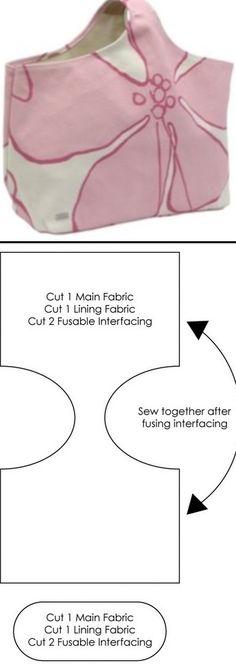Выкройка сумочки / Простые выкройки / Модный сайт о стильной переделке одежды и интерьера