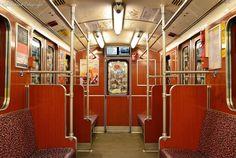 U-Bah Linie 3 Zwischen Krumme Lanke und Dahlem Dorf