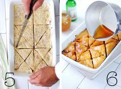 baklava maken