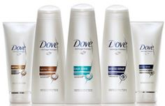FREE Dove Shampoo and Conditioner Sample on http://hunt4freebies.com