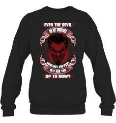 Even The Evil On My Shoulder