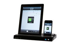 iPad/iPhone/Android Docking Station with Speakers