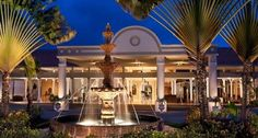 Gran Melia Puerto Rico Resort and Villas in San Juan #destinationweddings #honeymoon @luxdestweds