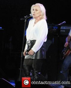 PICTURES OF DEBORAH HARRY | Debbie Harry, Blondie, Hammersmith Apollo