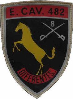 Esquadrão de Cavalaria 482 Angola