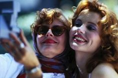 Thelma and Louise..inventors of the selfie : )