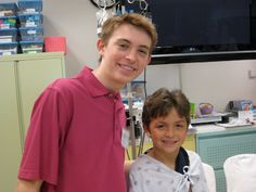 """Dylan Riley Snyder Talks """"Kickin' It"""" and The American Cancer Society Relay Recess Program"""