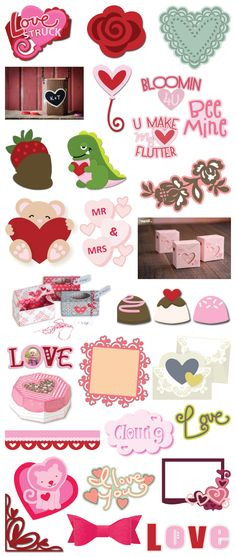 Free Valentine's Day SVG Files