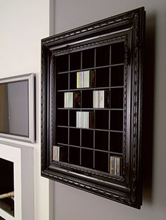 17+ Unique and Stylish CD and DVD Storage Ideas For Small Spaces ...