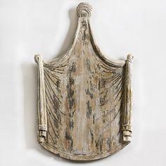 Tara Shaw Maison Wooden Plaque Fragment