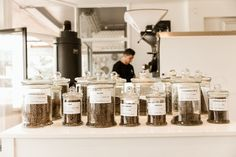 Commercial Espresso Machine, Coffee Company, Fresh Coffee, Coffee Roasting, Coffee Beans, Canning, Home Canning, Conservation