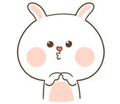 TuaGom: Pegatina oso y conejo hinchado # 9450793