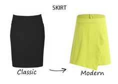 MY LOVELY FASHION: Replace your classic business clothes with modern