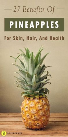 With its tuft of spiky dusty green leaves and cross-hatched golden orange skin the pineapple is s With its tuft of spiky dusty green leaves and cross-hatched golden orange skin the pineapple is s Easy Beauty Tips nbsp hellip tips in malayalam Pineapple Benefits For Men, Beauty Tips In Hindi, Beauty Tricks, Beauty Ideas, Heartburn During Pregnancy, Face Care Tips, Pregnancy Signs, Health Facts, Health Tips