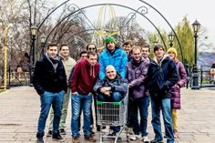AIT team - funny bunch of people before shopping :-) , click the pic to visit their solution for webmasters and site creators Premium Wordpress Themes, Young People, Web Design, Language, Technology, Funny, Life, Shopping, Design Web