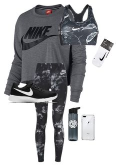 """School"" by abbyharshman8 on Polyvore featuring NIKE"